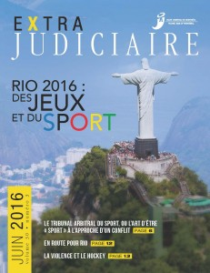 Cover juin 2016