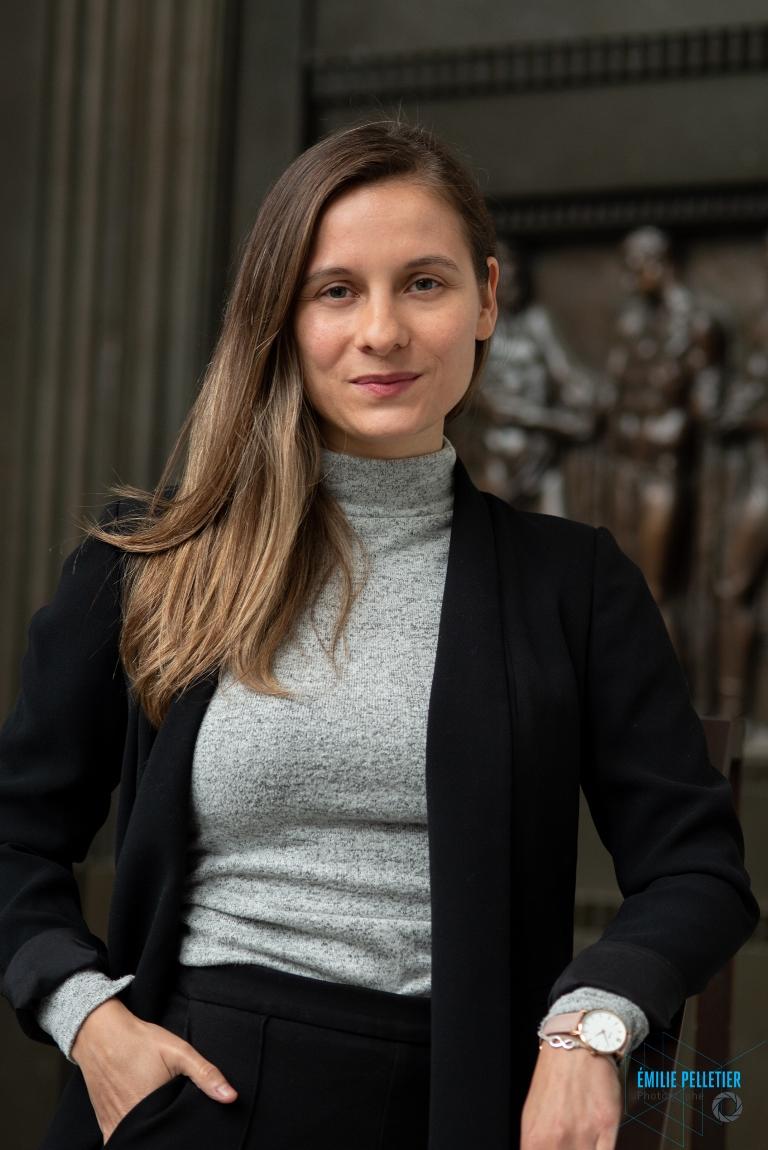Stéphanie Beaulieu 2020